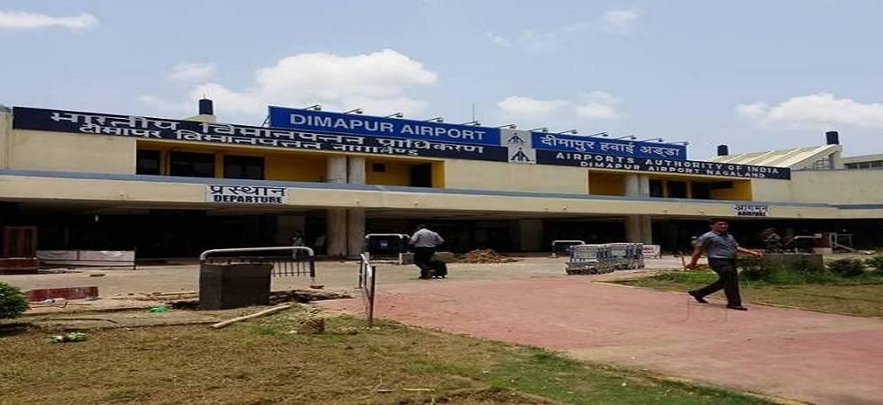 Dimapur Airport (File Photo- PTI)