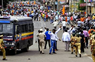 Maratha Reservation stir: Schools, commercial units to remain shut in Pune tomorrow