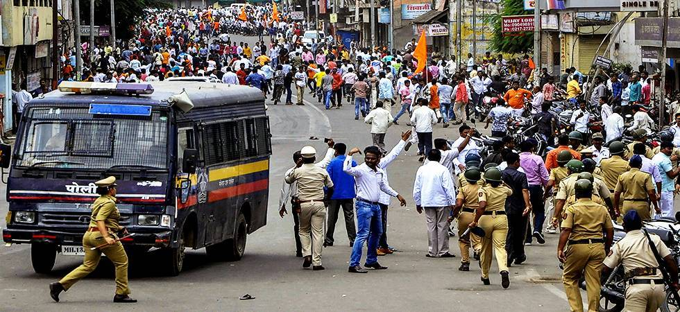 Maratha Reservation stir: Schools, commercial units to remain shut in Pune tomorrow (Photo: PTI)