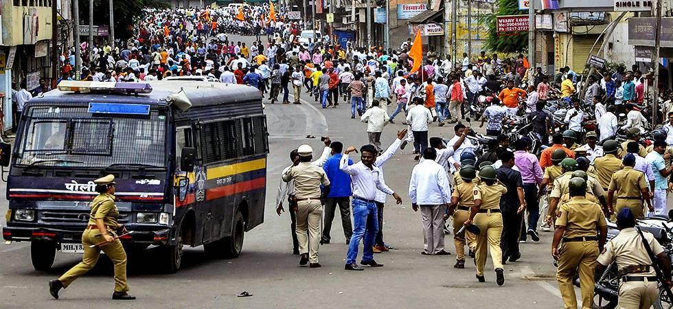 Maratha groups call for Maharashtra bandh tomorrow, exclude Navi Mumba (Photo- PTI)