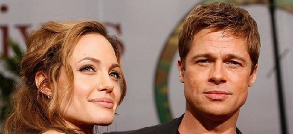 Brad Pitt and Angelina Jolie (Photo: Instagram)