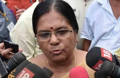 Muzaffarpur Shelter Home case: Manju Verma resigns as Bihar social welfare minister