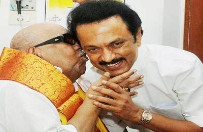 With a succession plan in place, post-Karunanidhi DMK rallies around Stalin