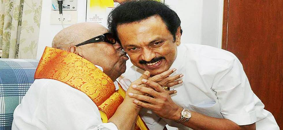 With a succession plan in place, post-Karunanidhi DMK rallies around Stalin (Photo: PTI)
