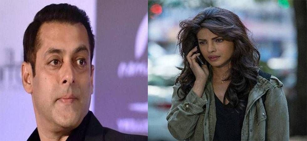 Priyanka Chopra has no place in my films, says Salman Khan (file photo)