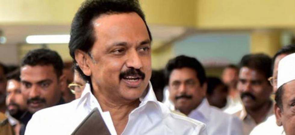 MK Stalin has been elected as DMK party president (Photo: PTI)