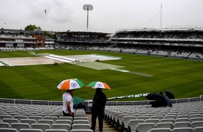 England vs India 2nd Test: Rain washes out entire first day of Lord's match