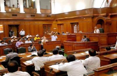 High drama in Delhi Assembly as BJP demands NRC-like exercise