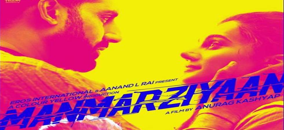 Manmarziyaan Trailer OUT! Abhishek Bachchan, Vicky Kaushal, Taapsee Pannu in complicated love triangle (Photo: Twitter)