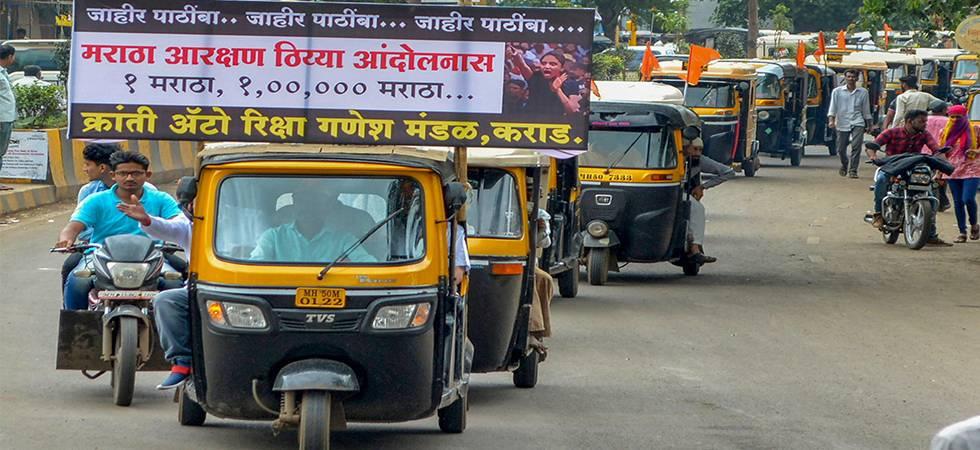 Maratha quota stir: Internet services suspended in Pune district (Photo: PTI)
