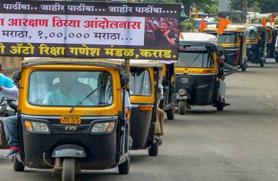 Violence, arson marks Maratha quota bandh in Maharashtra