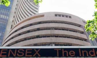 583bd3d8f6 Sensex hits historic 38