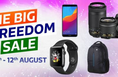 Flipkart's Freedom Sale: Know exciting deals, amazing discounts on items