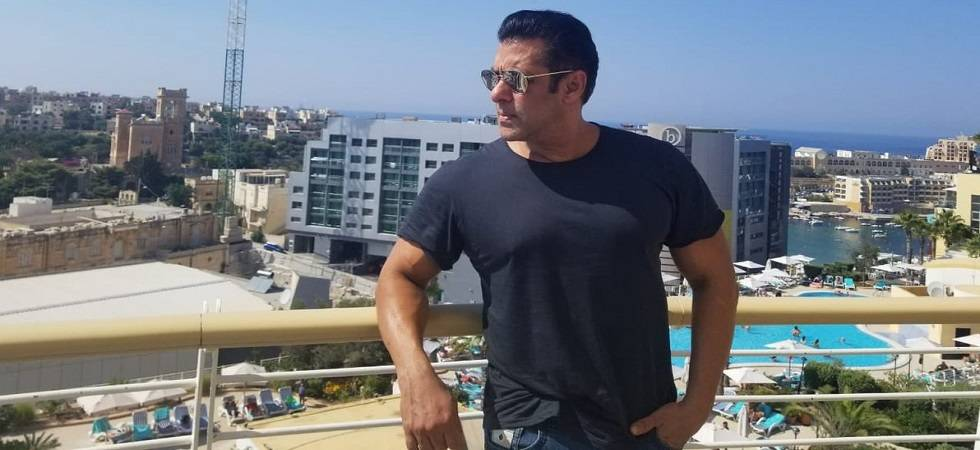Bharat: Salman Khan with Disha Patani in lovely Malta (Photo: Twitter)