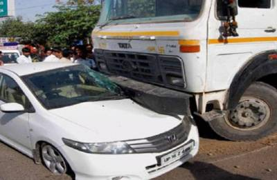 BJP leader among three killed in road accident in Uttar Pradesh