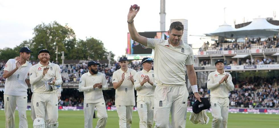 James Anderson took his 26th career five-fer in England vs India 2nd Test Match (Photo: ICC Twitter)
