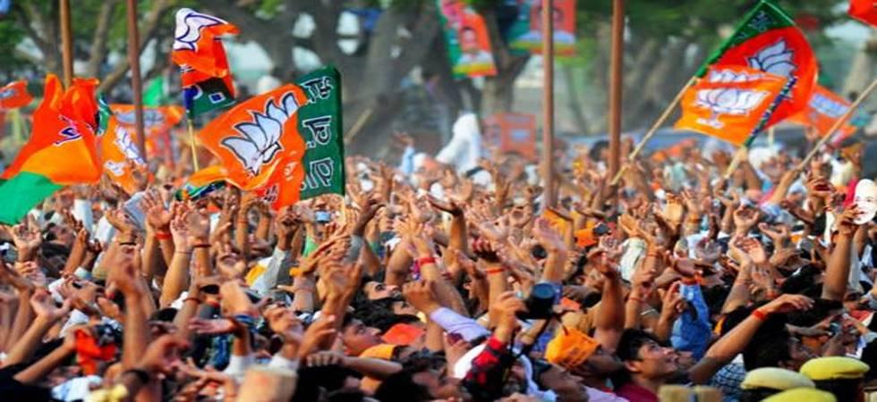 Amit Shah to address 'Yuva Samabesh' rally in Kolkata today (File Photo)