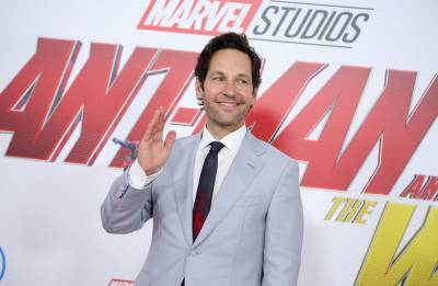 Paul Rudd to star in Netflix's 'Living With Yourself'