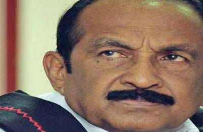 Vaiko joins demand to confer Bharat Ratna on Karunanidhi