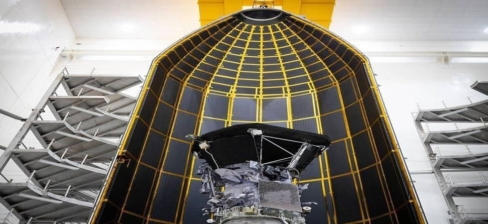 NASA's Parker Solar Probe (Photo- Twitter/Spaceflight Now)