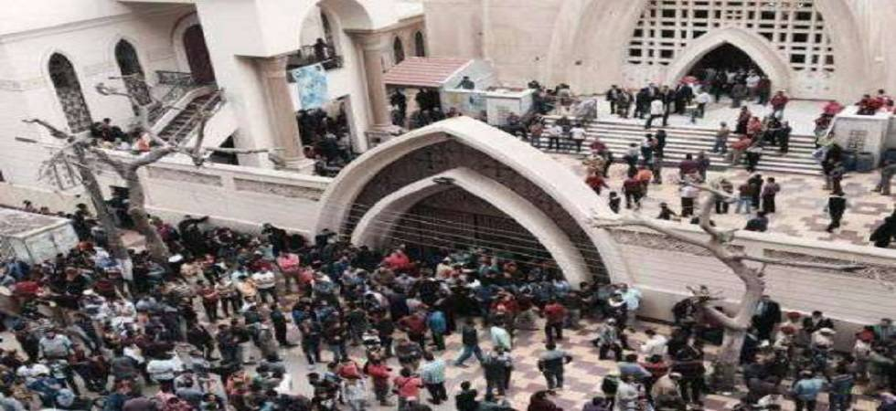 Attempted suicide attack on Egypt church foiled: state media (Photo- Twitter)