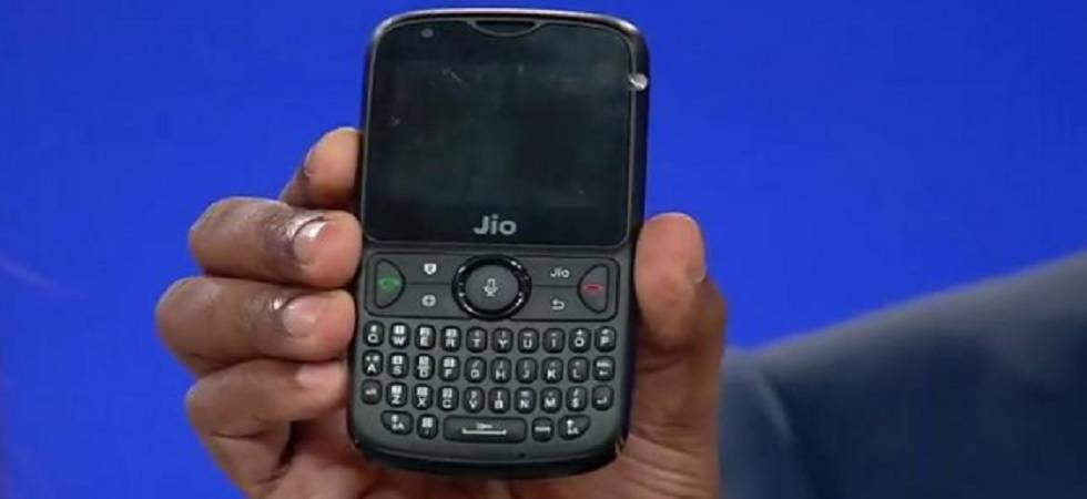 Reliance JioPhone 2 pre-booking to begin from August 15 (Twitter)