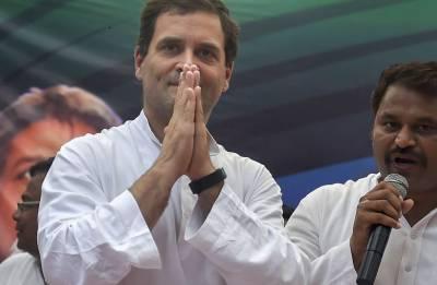 Rahul Gandhi accuses PM Modi of stealing taxpayers' money; says 'Chowkidar Hi Bhaagidar Hai'
