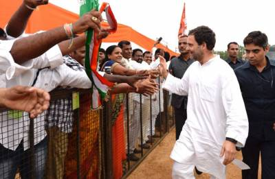 Rahul Gandhi in Telangana: Congress will fulfill all unfulfilled promises made by Modi government