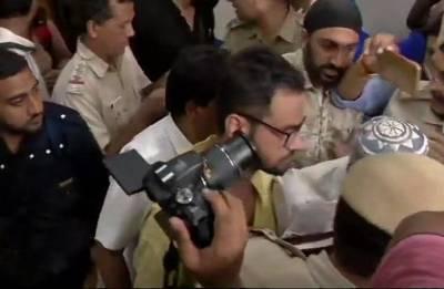 JNUTA condemns attack on JNU student leader Umar Khalid