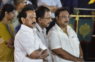 MK Stalin chairs DMK Emergency Executive meeting; says 'I have lost the leader as well as my father'