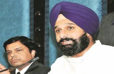 Majithia seeks probe into funding of 'Referendum 2020'