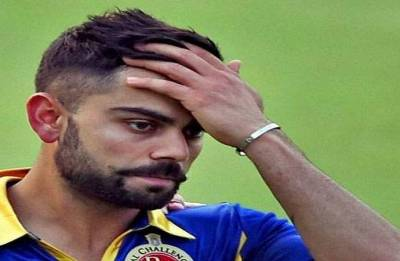 Virat Kohli's appeals to fans 'Never give up on us'