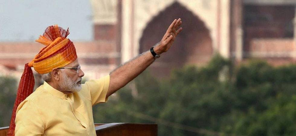 Independence Day 2018: How and where to watch PM Modi's speech, flag hoisting (file photo)
