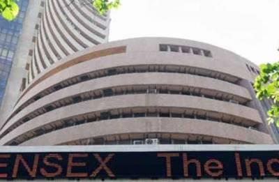 Sensex surges on macro boost, global cues