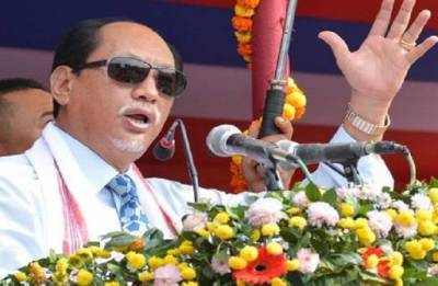 Nagaland: Rio calls for early settlement of Naga political issue