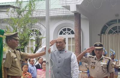 Independence Day in Manipur: Won't spare corrupt people, vows CM Biren Singh