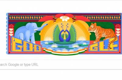 Google celebrates Independence Day with Indian Truck Art; a look back at Doodles of last few years