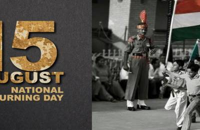 India's Independence Day, Bangladesh's National Mourning Day
