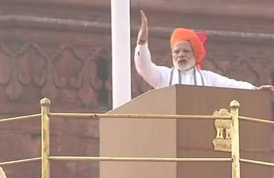 Independence Day 2018 Highlights: PM Modi promises house, water, health, power, connectivity for all