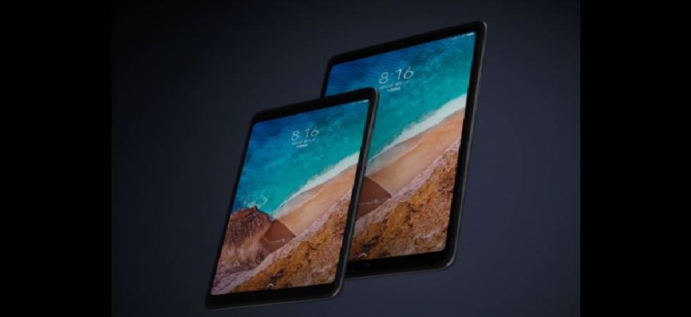 Xiaomi Mi Pad 4 Plus with massive 8,620mAh battery launched; know specs, price and more (Photo: Twitter)