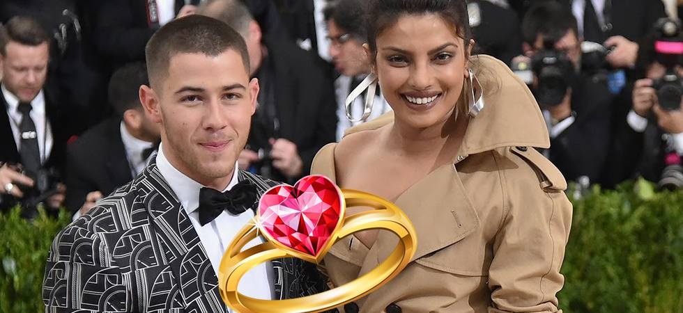 Priyanka Chopra confirms engagement with Nick Jonas, flaunts ring at a party (Instagram)