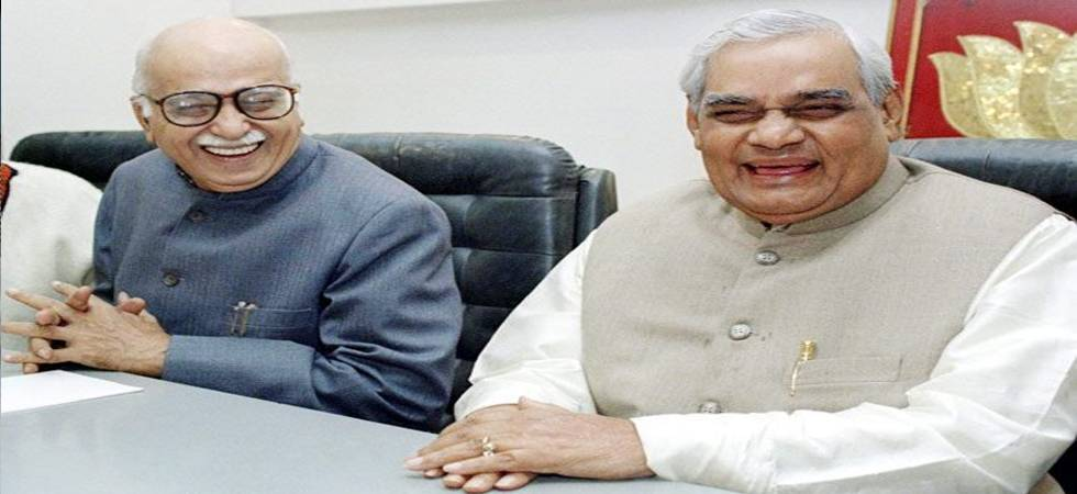 I will miss Atalji immensely, says LK Advani (Photo: Twitter)