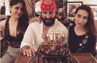 Bollywood Nawab Saif Ali Khan celebrates his 48th birthday