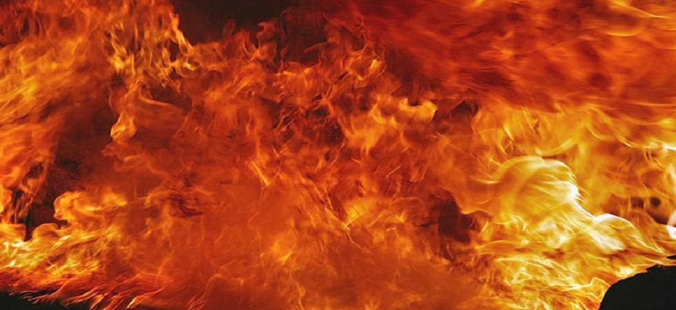 Fire breaks out in Jaipur shopping complex (Representational image: PTI)
