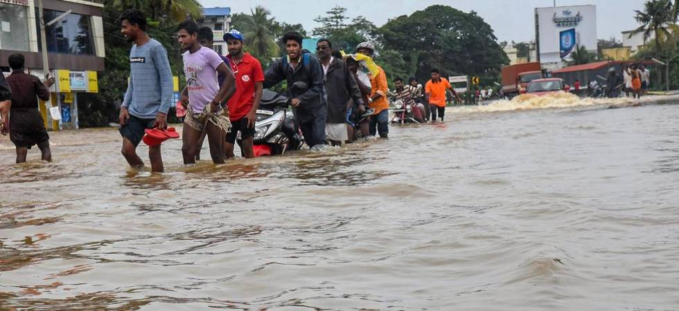 Kerala Floods Live Updates: Death toll mounts to 324; rescue operation underway (Photo Source: Twitter)
