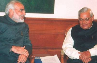 Read PM Modi's soul-stirring blog on Atal Bihari Vajpayee