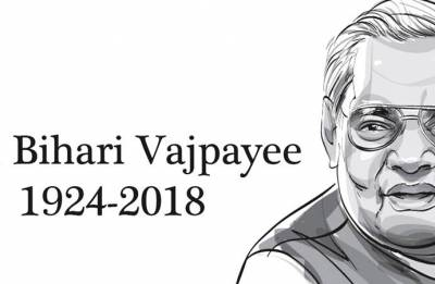 Sonia Gandhi laments Vajpayee's death, says Atalji 'always stood for democratic values'
