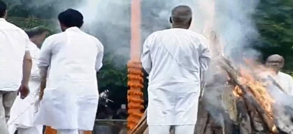 Former PM Atal Bihari Vajpayee laid to rest at Rashtriya Smriti Sthal in Delhi