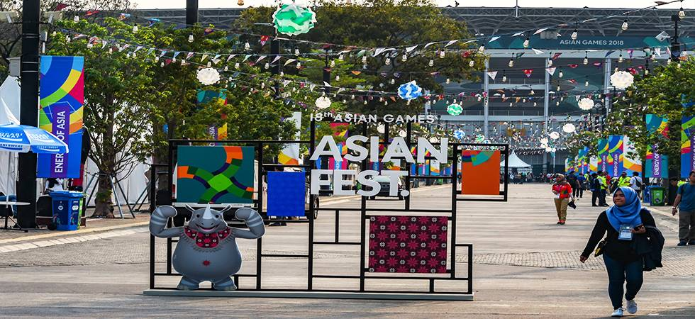 The 18th edition of the Asian Games is set to kick off from August 18, 2018 (Photo: PTI)