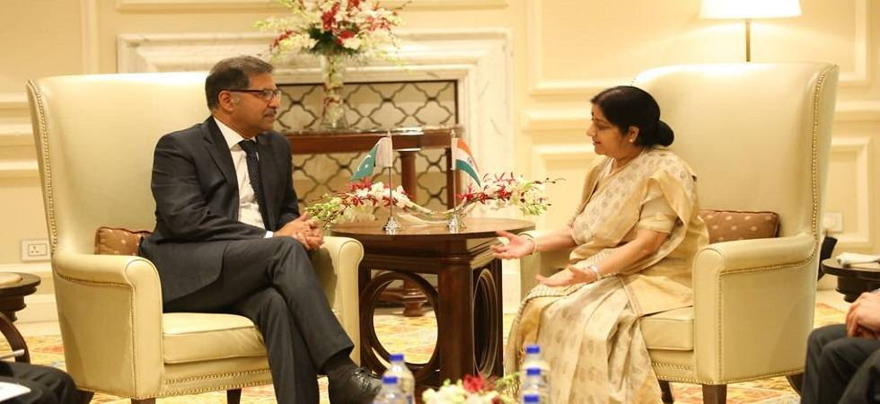 Hope India and Pakistan will be able to resolve all issues through dialogue: Syed Ali Zafar (Photo: Twitter)